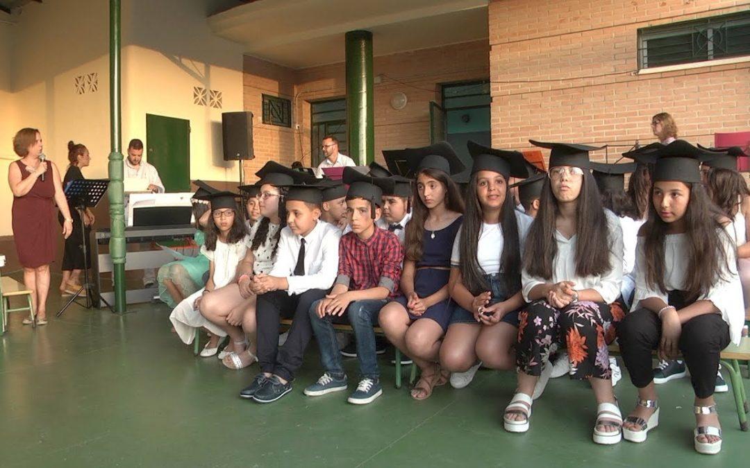 El Vicente Aleixandre gradúa a su alumnado de sexto