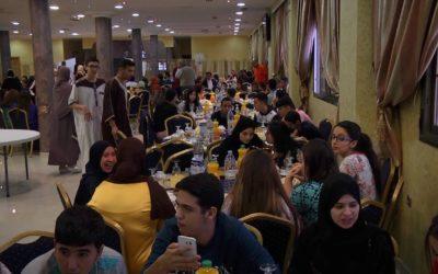 Caballas celebra su tradicional iftar