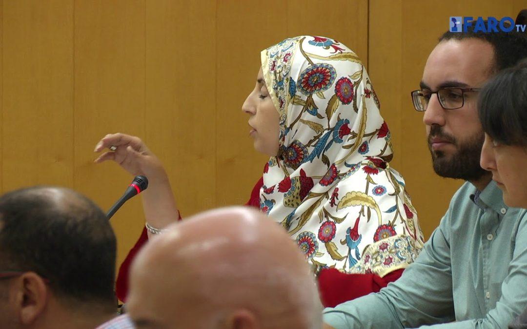 Enfrentamiento entre Vivas y Fatima Hamed