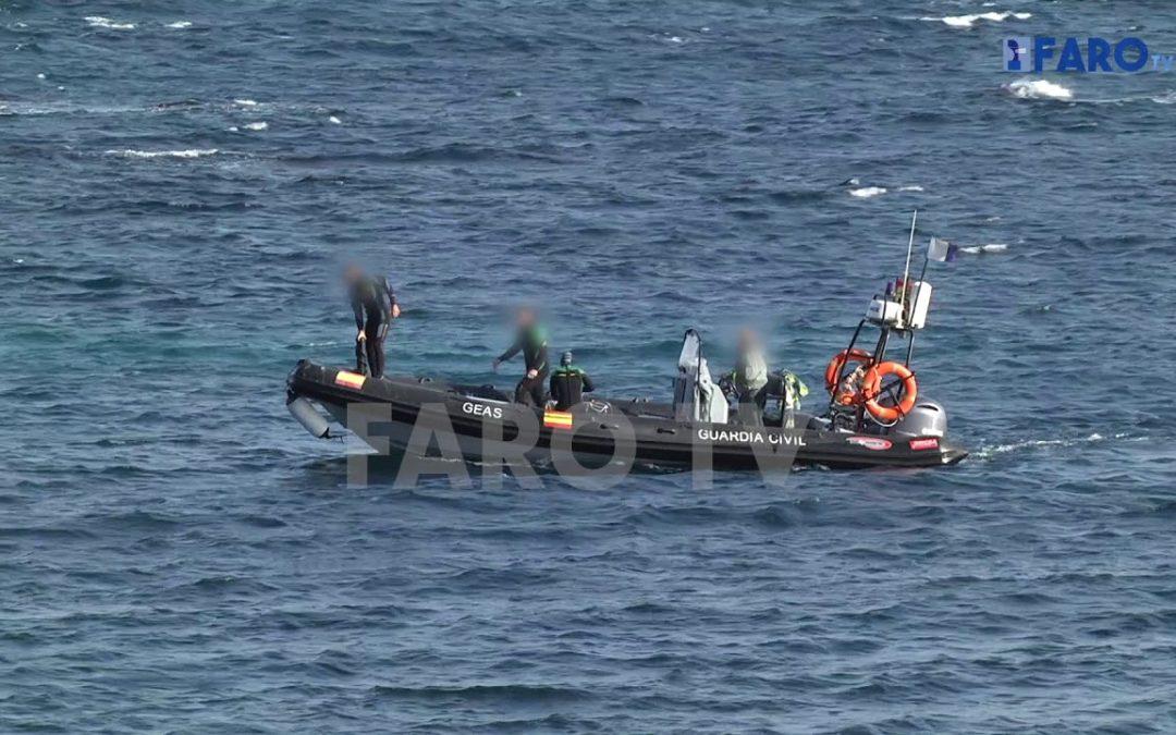 Detenido un joven de Ceuta cuando cargaba hachís en una moto de agua en Benzú