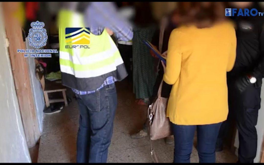 Desarticuladas dos organizaciones dedicadas al tráfico de menores de Marruecos