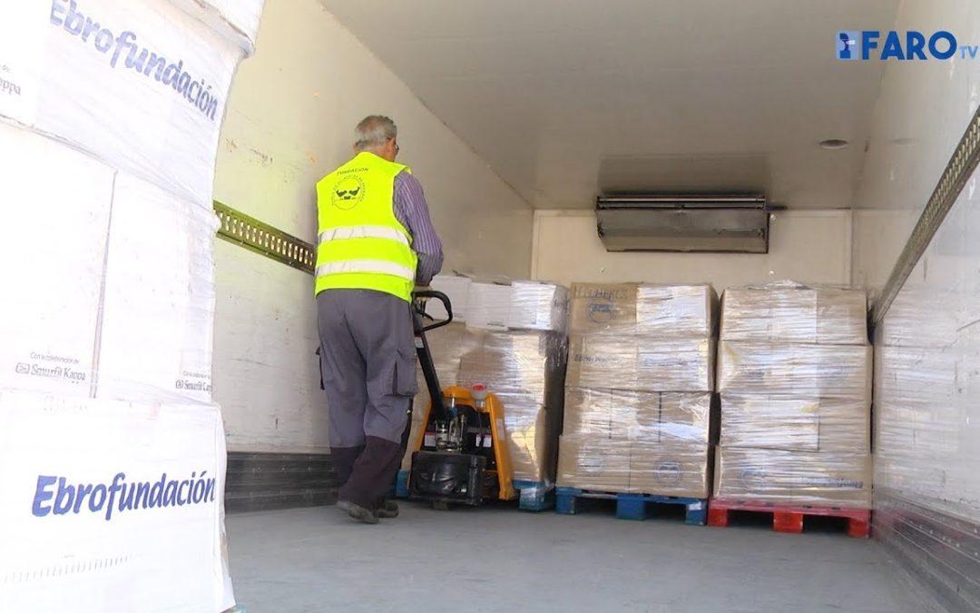 7.000 kilos cargados de solidaridad