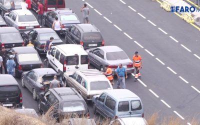 La zona de embolsamiento acoge más del doble de vehículos y espera superar el millar