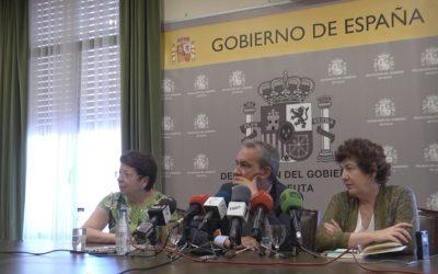 La secretaría de Inmigración y Emigración descarta ampliar el CETI de Ceuta