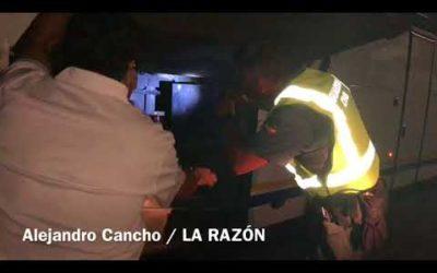 Dos menores interceptados en un autobús en Cádiz: estaban escondidos desde Marruecos