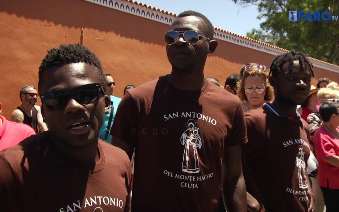 Romería de San Antonio 2018: Devoción por el santo más popular en Ceuta