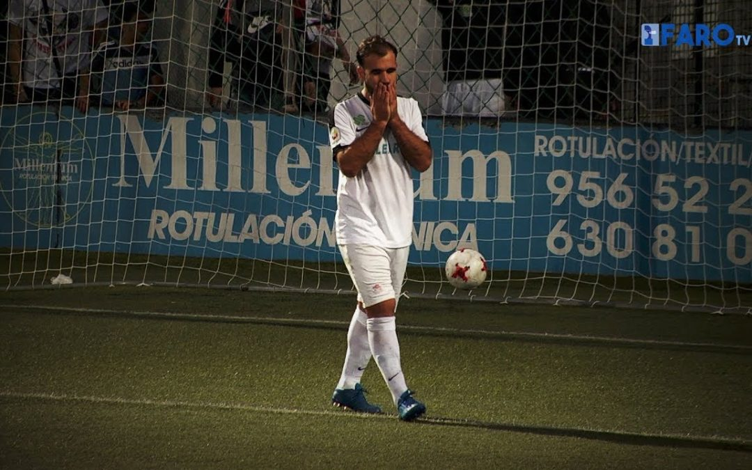 Los penaltis dejan al Ceuta sin ascenso