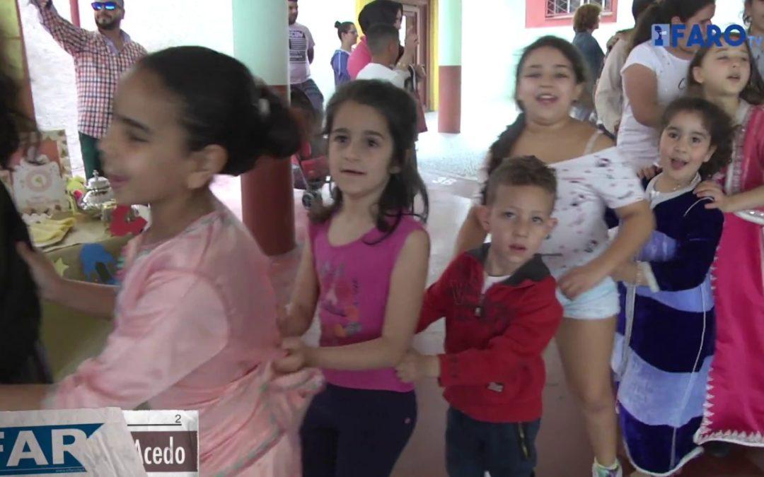 Tres culturas se dan la mano en el Andrés Manjón