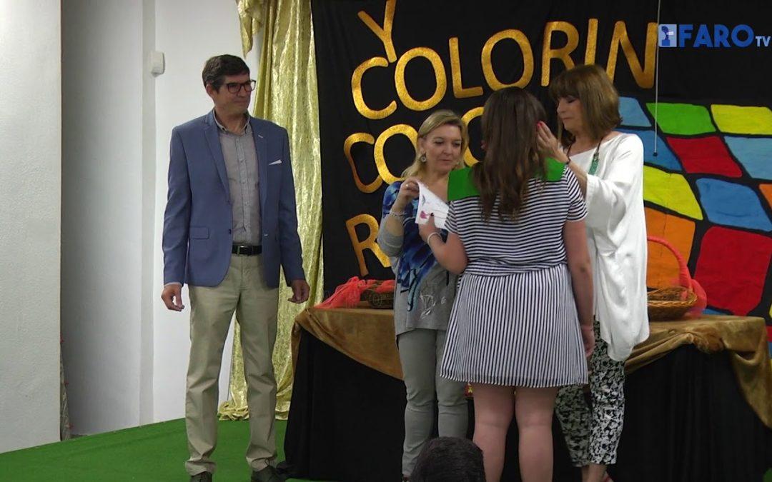 Graduación de Sexto de Primaria en el 'José Acosta'