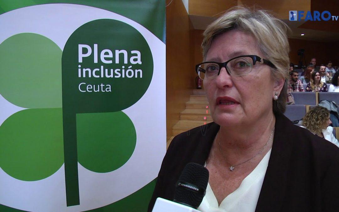 Jornada jurídica sobre protección de personas con discapacidad en Plena inclusión Ceuta