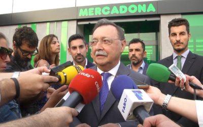 Vivas destacó la apuesta de Mercadona por Ceuta