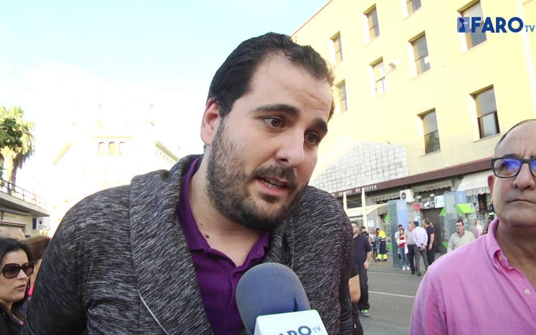 Manifestación del 22 de mayo en Ceuta: Algunos asistentes exigen más participación