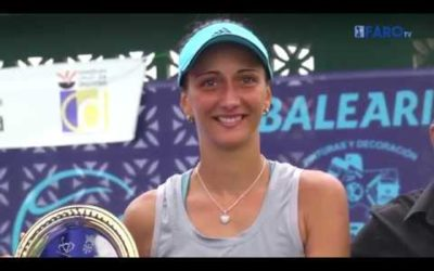 Naydenova se hace con el ITF Ciudad de Ceuta en tres sets