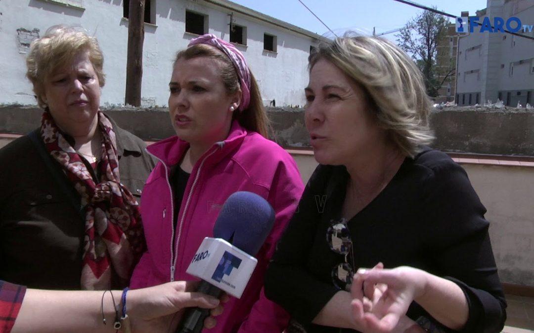 """Vecinos de los barracones: """"No podemos vivir así"""""""
