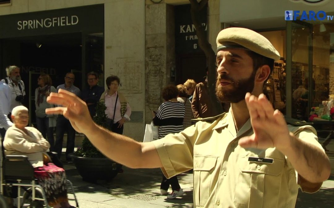 La Banda de Música de la Comandancia General de Ceuta, contra el cáncer