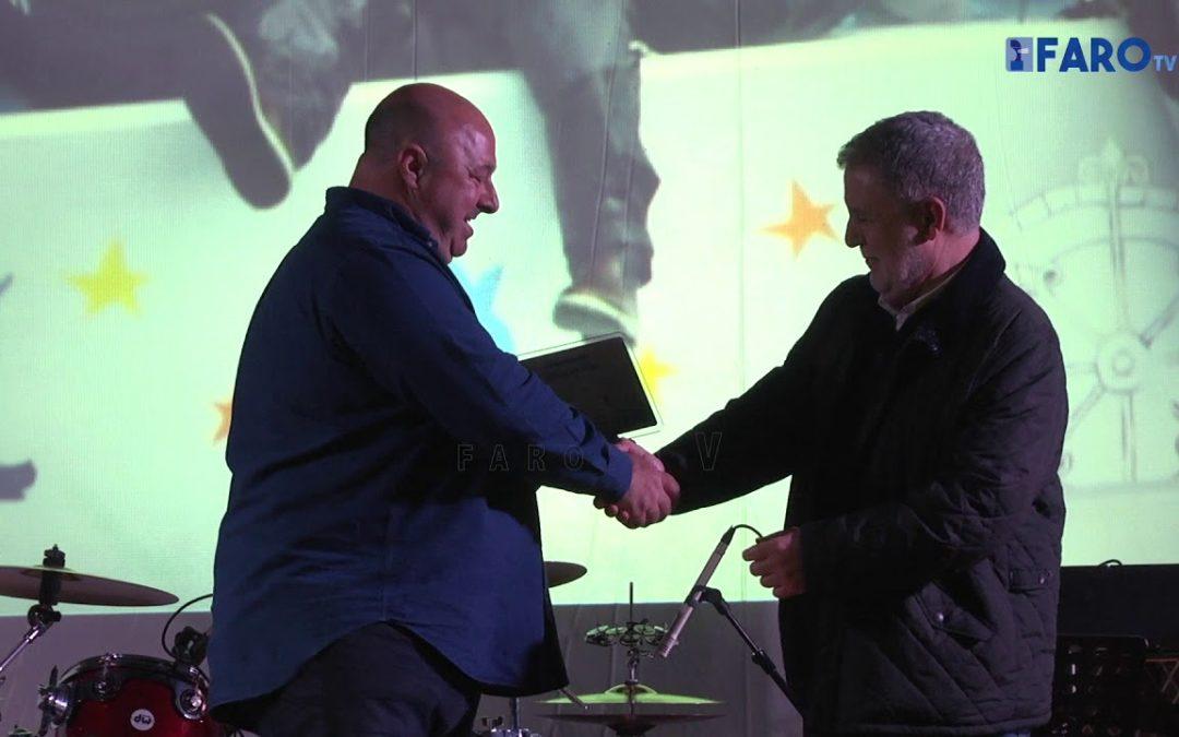Se entregan los primeros trofeos de la Marbella-Ceuta