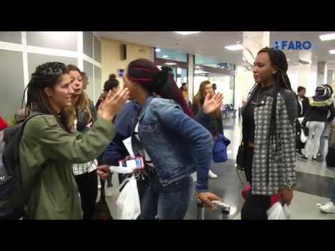 Una salida de 14 inmigrantes con protagonismo femenino
