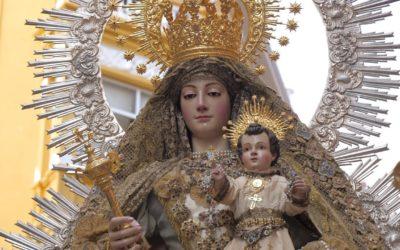 La Virgen de los Remedios llena de Gloria las calles de Ceuta