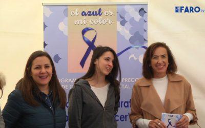 La prevención del cáncer colorrectal llega a la barriada del Príncipe