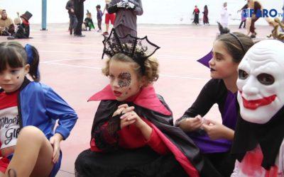 Fiesta de Halloween en el 'Lope de Vega'