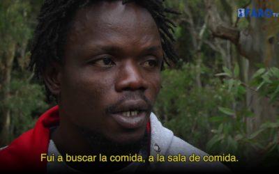 Habla el supuesto lider del salto a la valla de Ceuta el 26J