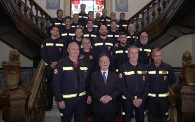 El deber a la ciudadanía, la petición para los nuevos bomberos