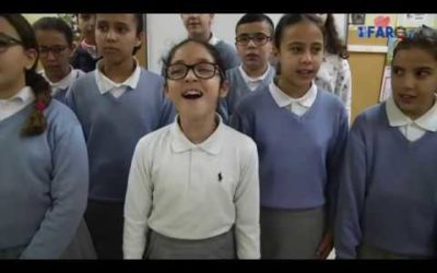 El coro de Santa Amelia apuesta por una Navidad en inglés