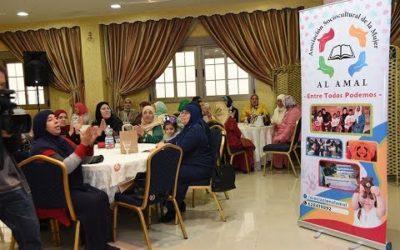 La asociación Al Amal organiza una cena benéfica para ayudar a las familias vulnerables