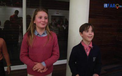 Cantos clásicos en las voces del coro Escolanía de Ceuta