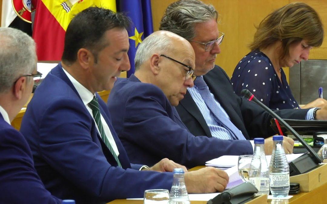 Pleno Ceuta: 05-09-2018