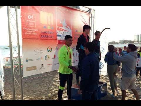 El primer éxito de Abdelatif Koura, menor residente en La Esperanza