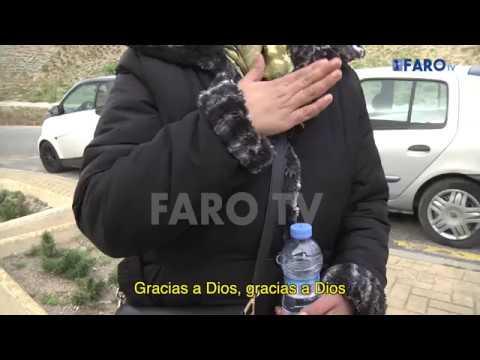 Trasladado a Marruecos para su entierro el menor atropellado en Ceuta
