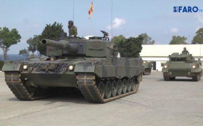 El Regimiento de Caballería Montesa 3 celebra sus 313 años de historia