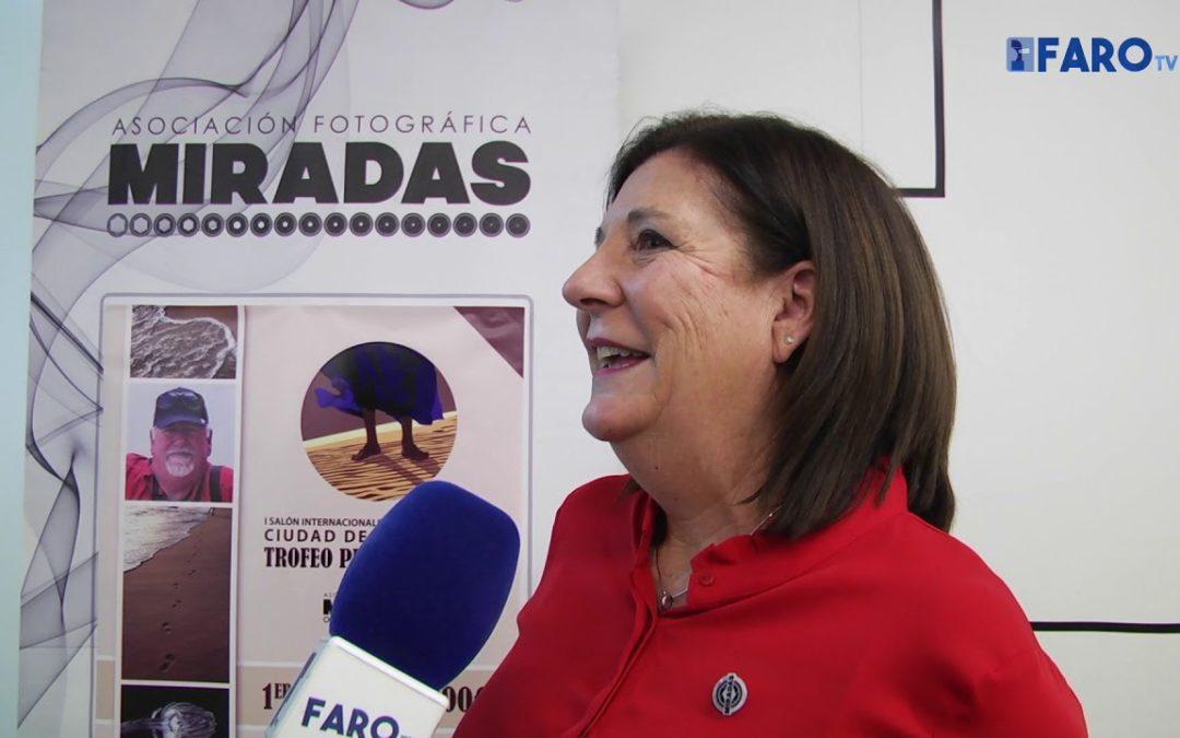 """Presentación del I Salón Internacional de Fotografía """"Trofeo Pepe Gutiérrez"""""""