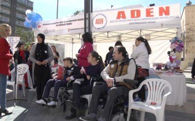 ADEN celebra la incorporación de un fisioterapeuta en el Día de las Enfermedades Raras