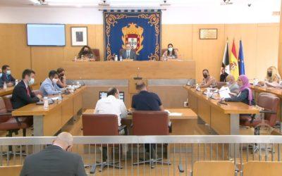 Sesión de control al Gobierno del mes de junio