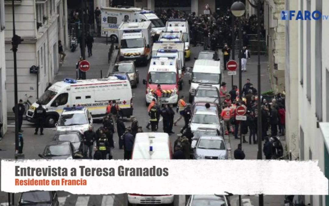Entrevista a Teresa Granados residente en Francia