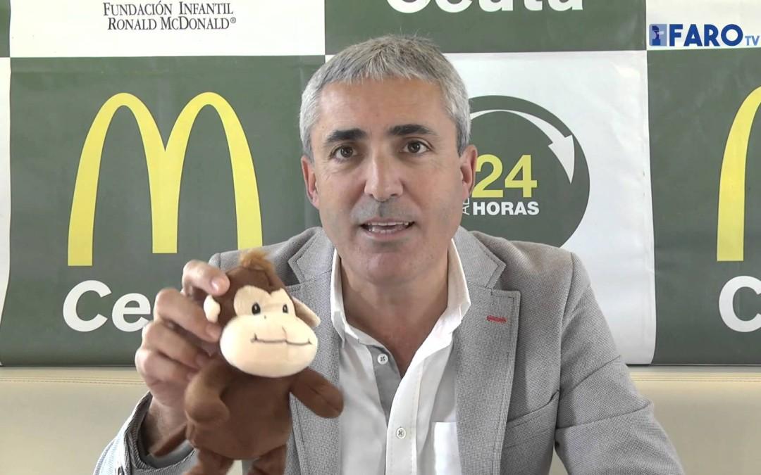 Los restaurantes McDonald's inauguran 'McHappy Day!'