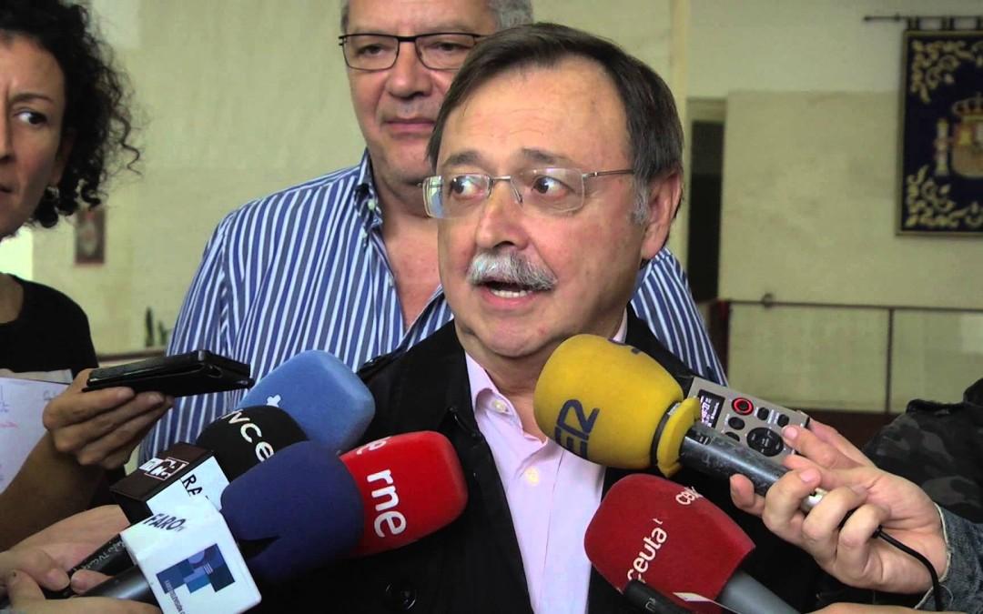 La candidatura oficial del PP de Ceuta a las generales se conocerá a mediados de mes