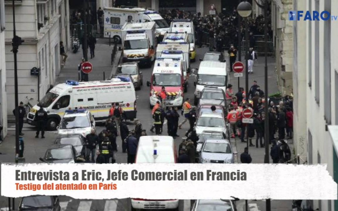 Entrevista a Eric Cañada testigo en Francia