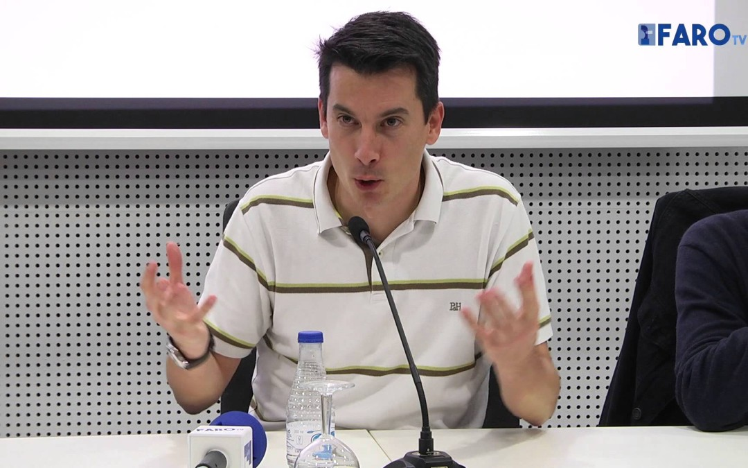 Luis Gonzalo Segura narra los 139 días que pasó encarcelado en un penal militar