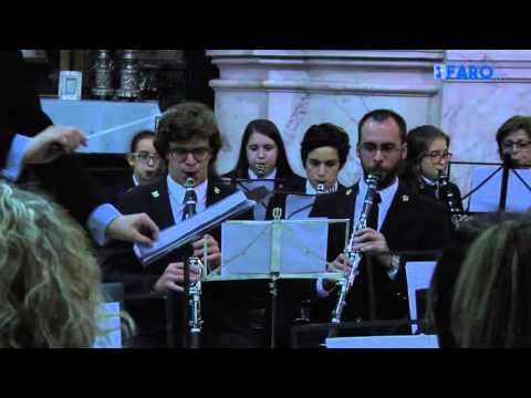 La iglesia de África acoge el II Concierto de la banda de música 'Ciudad de Ceuta'