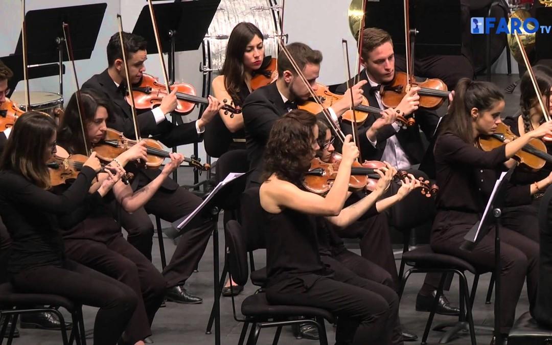 Concierto de Santa Cecilia por la Orquesta Sinfónica del Sur de España (OSSE)