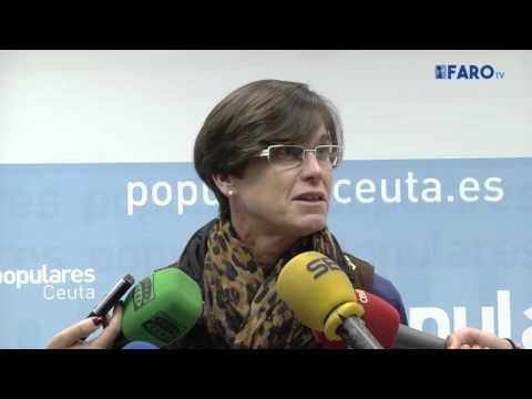 Susana Román ha pedido este martes a los ceutíes que tengan en cuenta el escenario económico y…