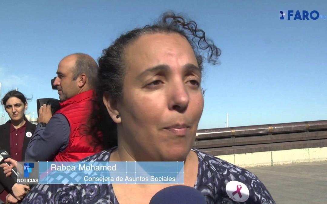 Ceuta comprometida en la lucha contra la violencia de género