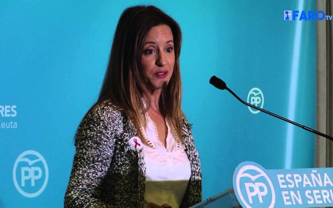 Presentación Candidatos al Congreso y Senado del PP de Ceuta