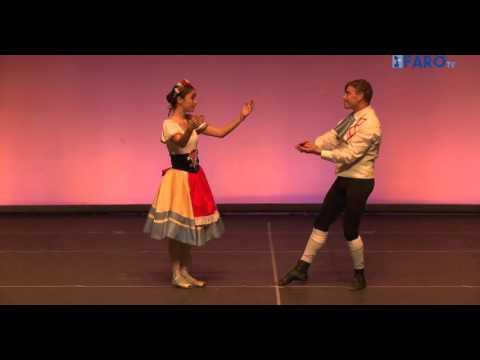 'Coppélia' interpretada por la danza de Mairette Galindo