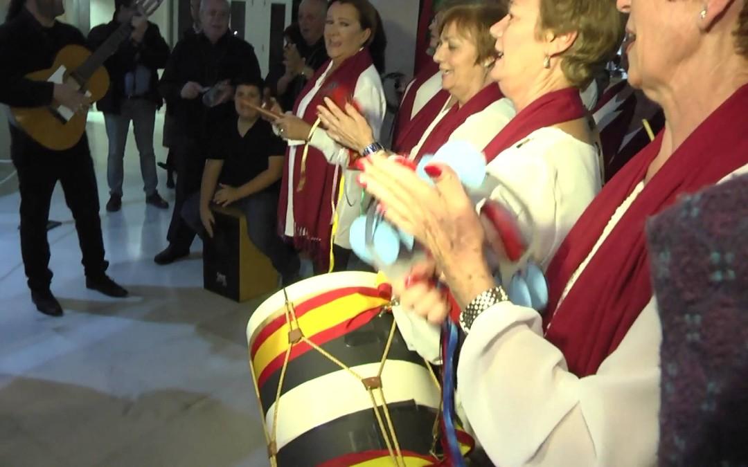 Inauguración del Belén en el Ayuntamiento de Ceuta
