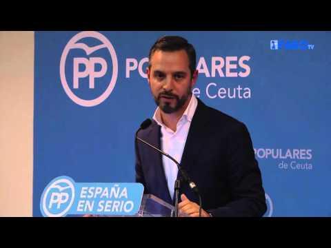 El PP de Ceuta ha celebrado su tradicional encuentro con los mayores de época electoral