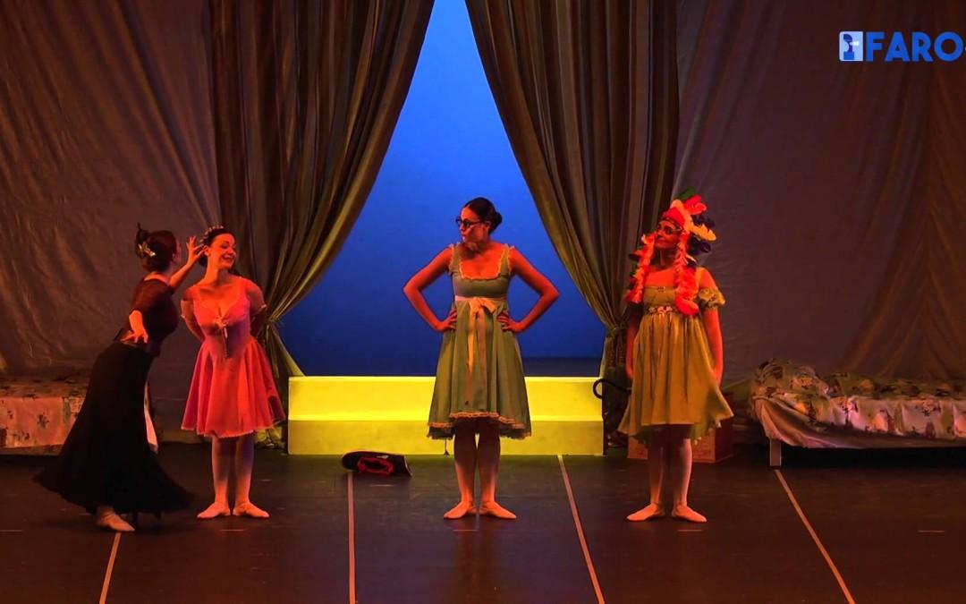 II Gala benéfica del ballet de Rosa Founaud